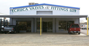 Echuca Valves and Fittings Shop Front